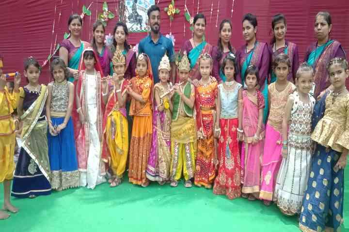 Drashti Public School-Janmastrami