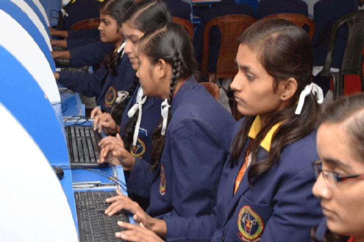 ABR Foundation School-Computer Lab