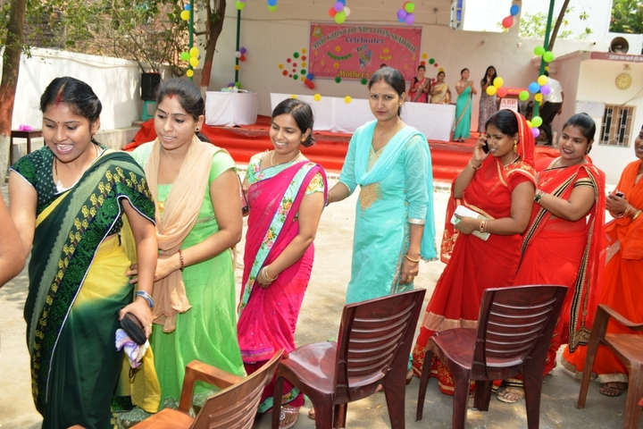 ABR Foundation School-Mothers day