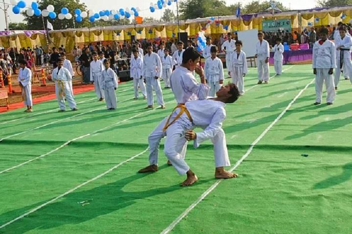 Eastern Heights Public School-Karate