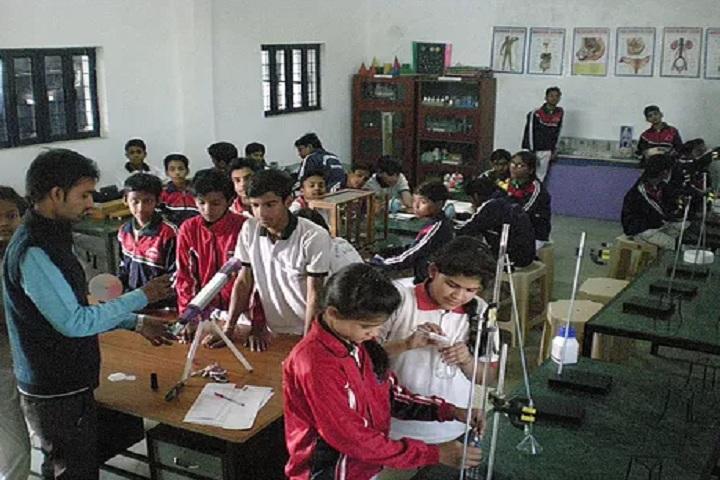 Eastern Heights Public School-Laboratory