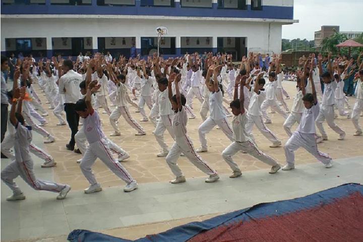 Eastern Heights Public School-Yoga