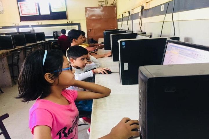 Ebenezer Higher Secondary School-Computer Lab