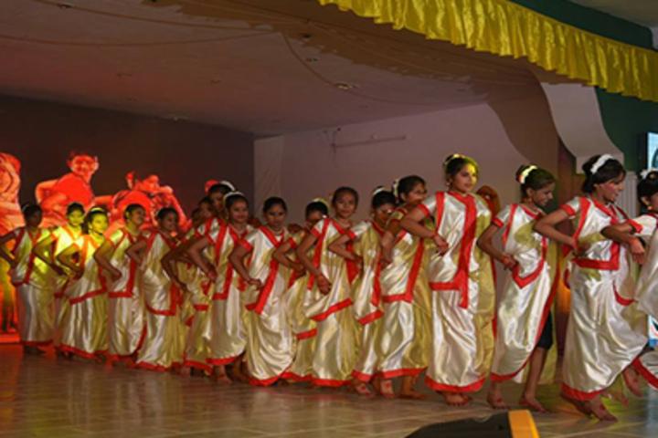Ebenezer Higher Secondary School-Cultural Event