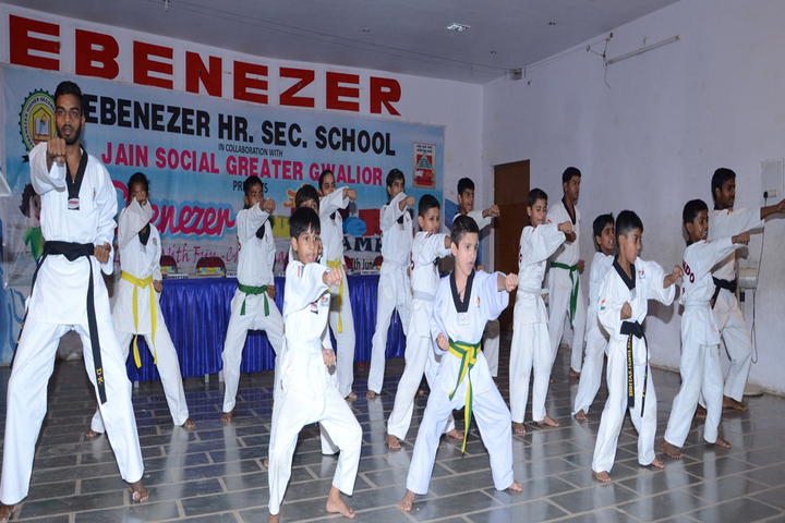 Ebenezer Higher Secondary School-Karate