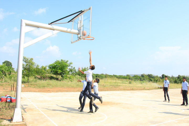 Education Park-Basketball Court