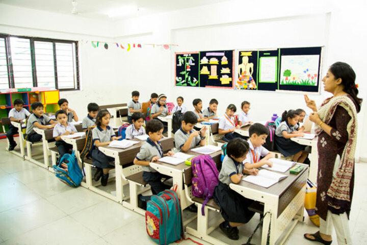 Ekayanaa School-Classroom