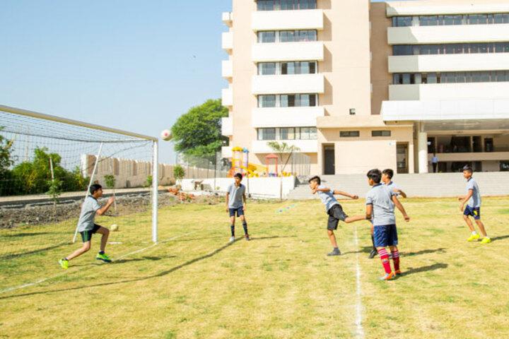 Ekayanaa School-Football