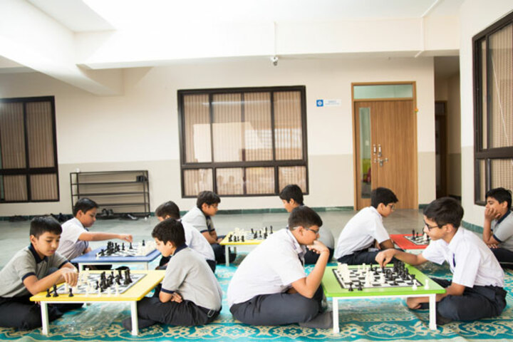 Ekayanaa School-Indoor Sports