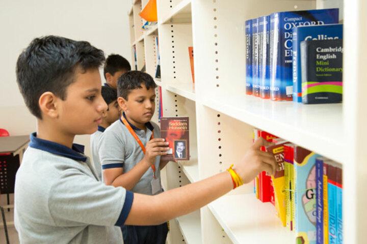 Ekayanaa School-Library