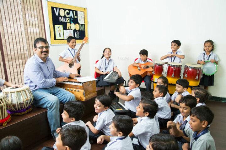Ekayanaa School-Music Room