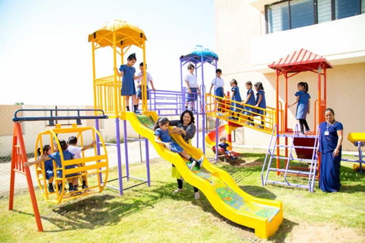 Ekayanaa School-Play Zone