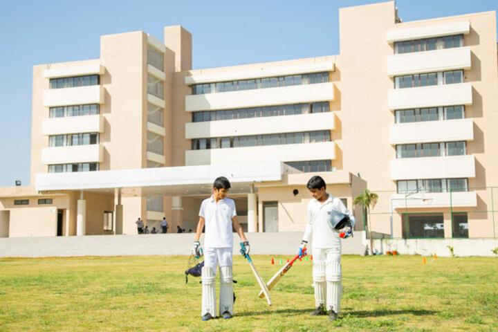 Ekayanaa School-School Building