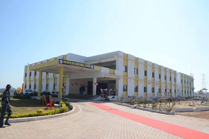 Eklavya International School-Campus-View