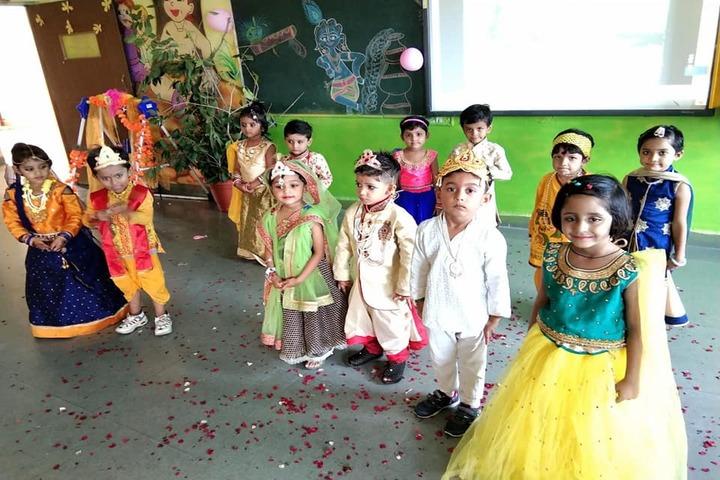 Eklavya International School-Festival-Celebration