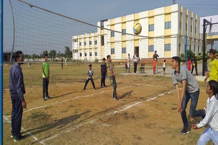 Eklavya International School-Games