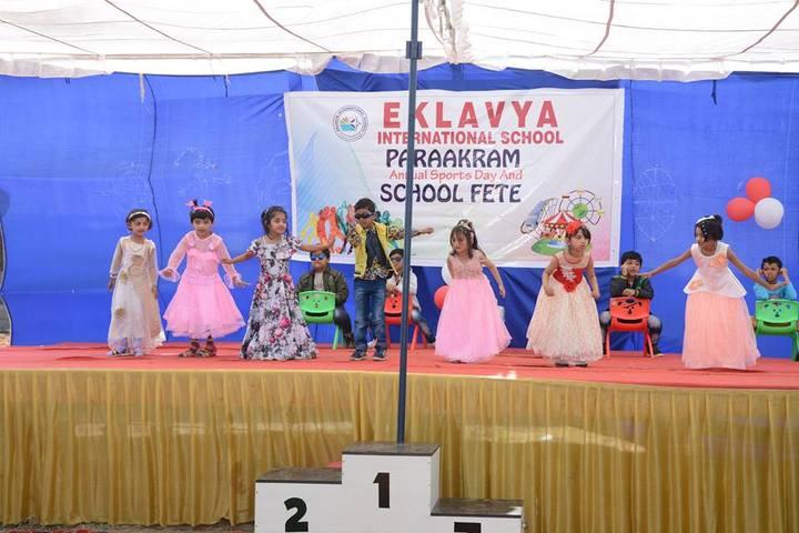 Eklavya International School-Sports day