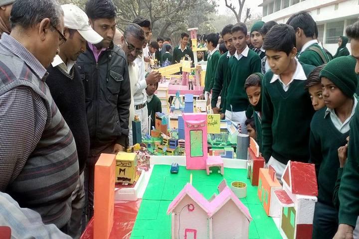 Acharya Narendra Deo Public School-Exibition