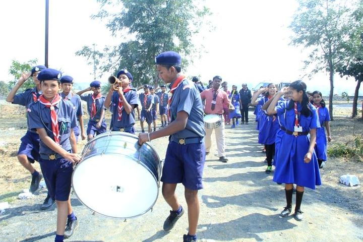 Eklavya Model Residential School-Scouts and Guides