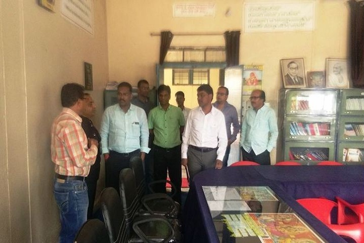 Eklavya Model Residential School-Library