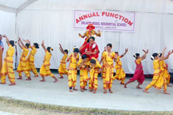 Eklavya Model Residential School-Events annual function