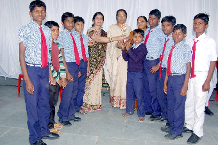 Eklavya Model Residential School-Others prize