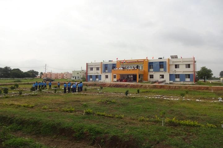 Eklavya Model Residential School-Campus-View