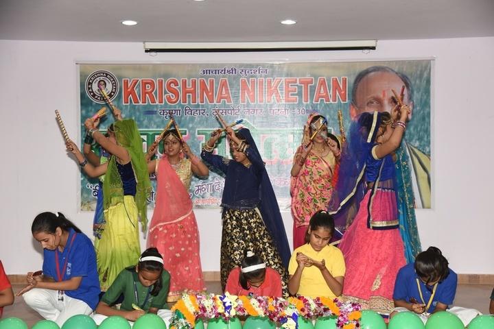 Acharya shri Sudarshan Krishna Niketan-Savan Mahotsava