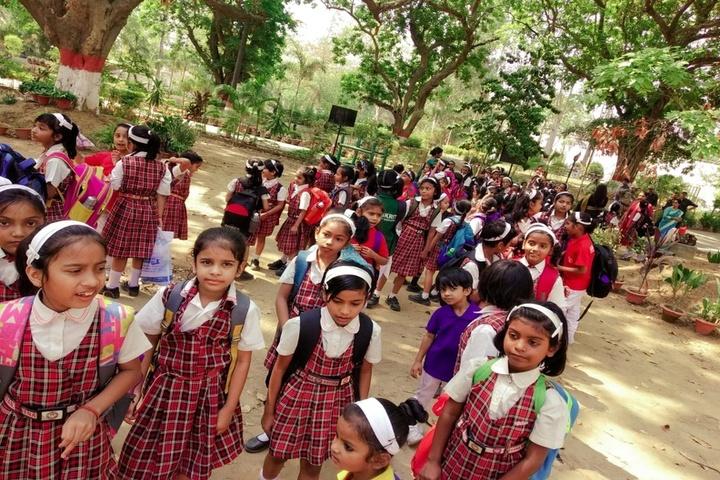 Acharya shri Sudarshan Krishna Niketan-Zoo Trip