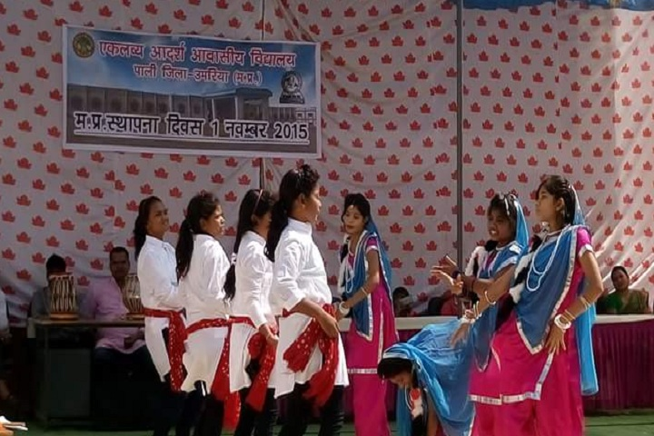 Eklavya Model Residential School-Events programme