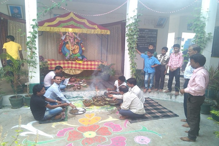 Eklavya Model Residential School-Others puja