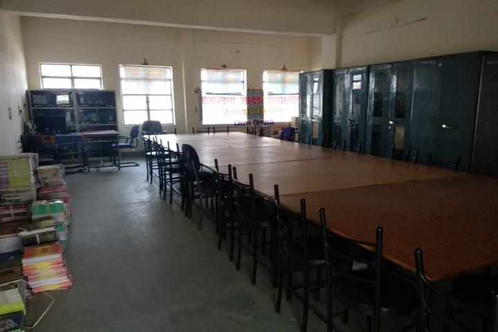 Eklavya Model Residential School-Library