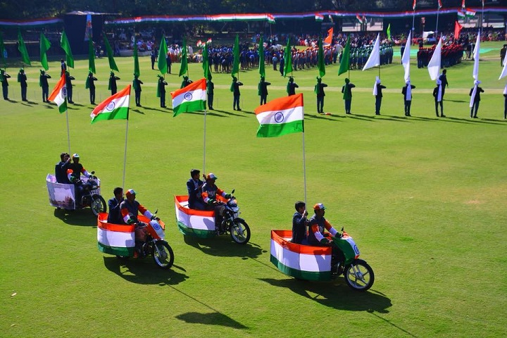 Emerald Heights Higher Secondary School-Events independance day