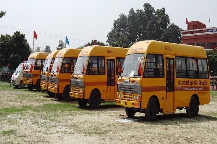 Acharya Sudarshan Vidyapeeth-Transport