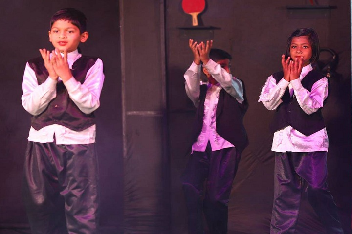Faith Foundation Global School-Events dance