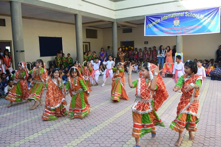 Florence International School-Events dance