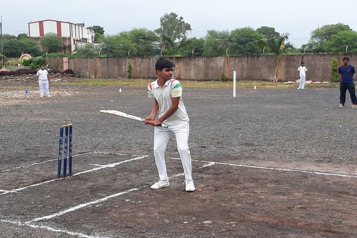 Florence International School-Sports cricket