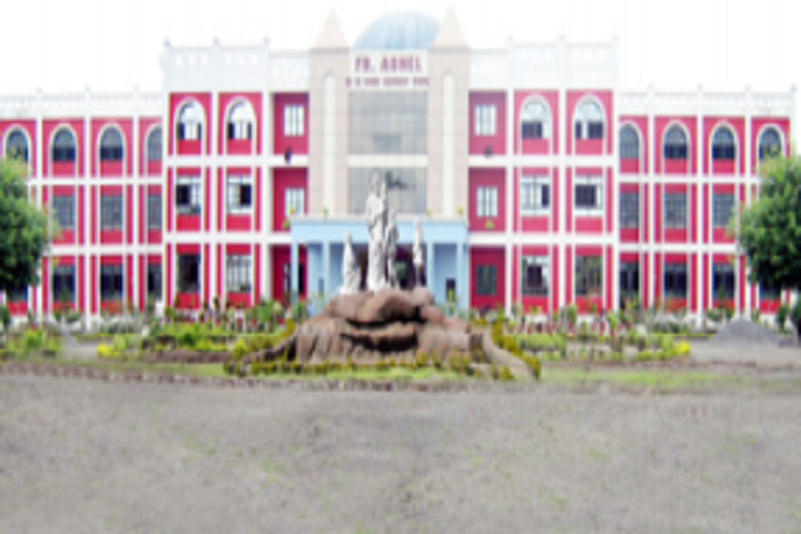 Fr Agnel Co Ed Senior Secondary School-Campus-View