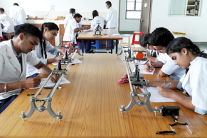 Fr Agnel Co Ed Senior Secondary School-Laboratory