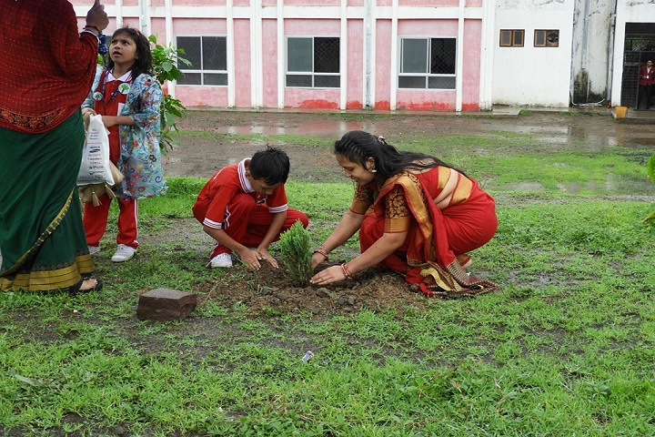 Fr Agnel Co Ed Senior Secondary School-Others plantation