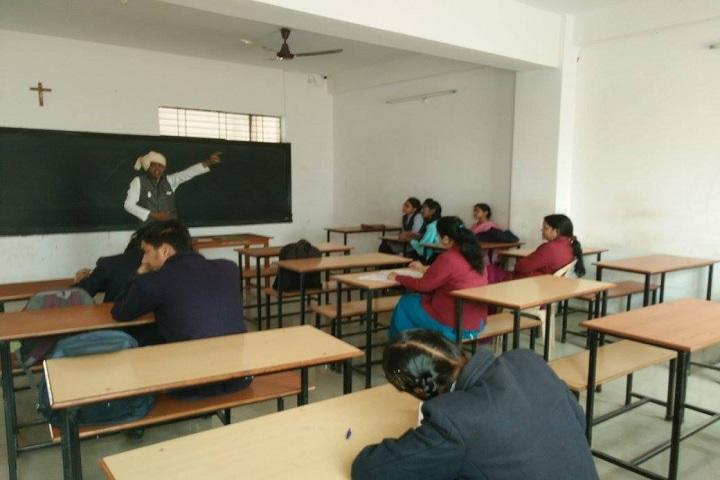 Fr Agnel Co Ed Senior Secondary School-Classroom