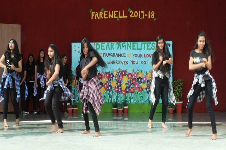 Fr Agnel Co Ed Senior Secondary School-Events farewell party