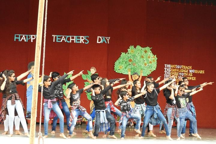 Fr Agnel Co Ed Senior Secondary School-Events teachers day
