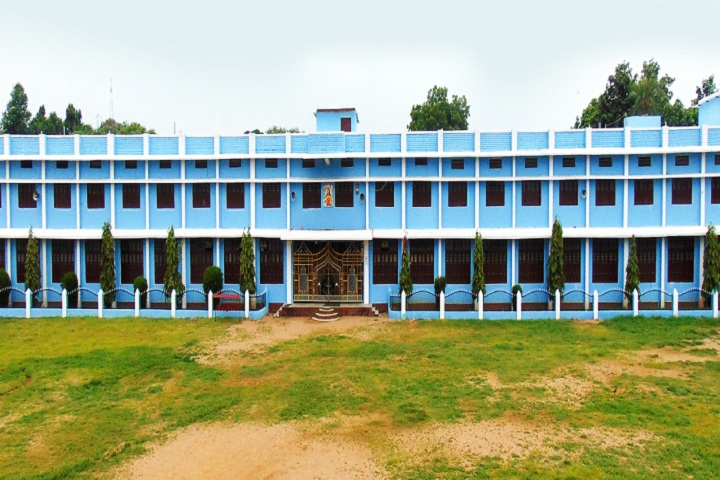 G C M Convent School-Campus View