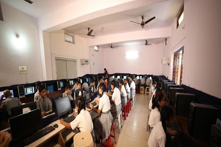 G C M Convent School-IT Lab