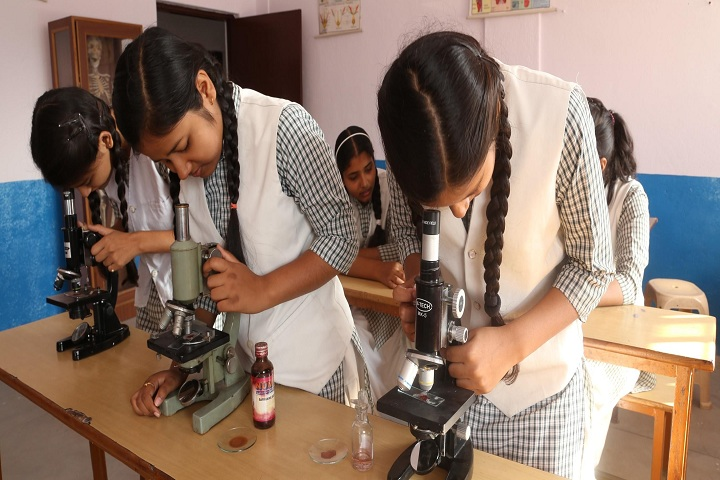 G C M Convent School-Laboratory Biology