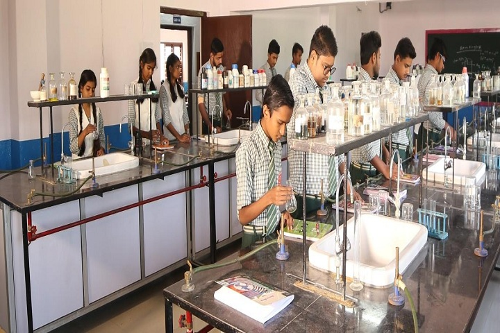 G C M Convent School-Laboratory Chemistry