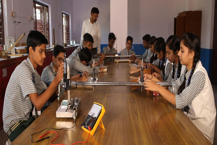 G C M Convent School-Laboratory Physics