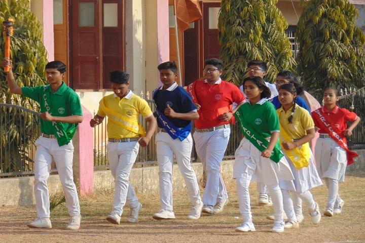 G C M Convent School-Sports Team
