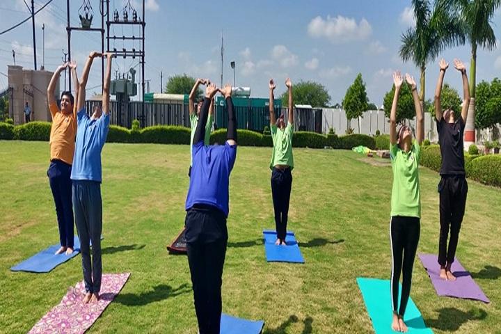GD Goenka Public School-Others yoga
